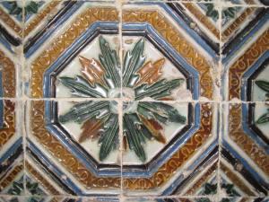 azulejo hispano-mourisco